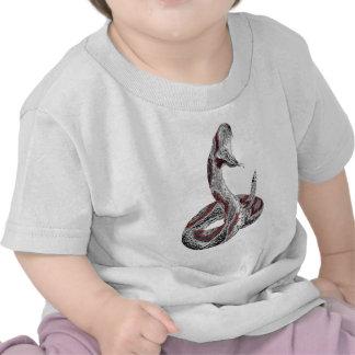 Metallic Snake T-shirt