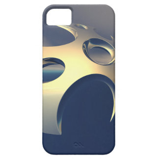 Metallic Space Pods iPhone 5 Covers