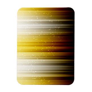 Metallic Streaks Vinyl Magnet