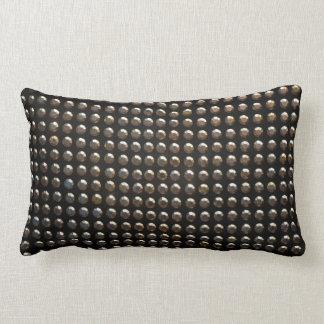 Metallic Studs Pattern Pillow