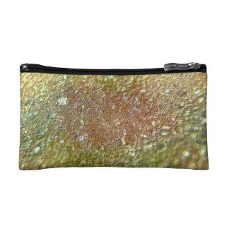 Metallic Sugar Crystal Cosmetic Bags