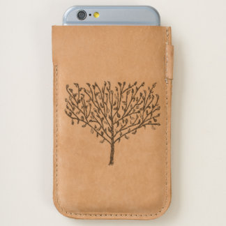 Metallic Tree iPhone 6/6S Case
