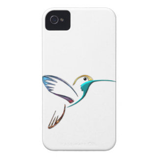 Metallic Tropical Hummingbirds Blackberry Bold Covers