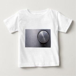 Metallic Volume Knob Baby T-Shirt