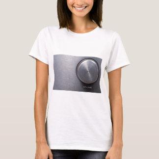 Metallic Volume Knob T-Shirt