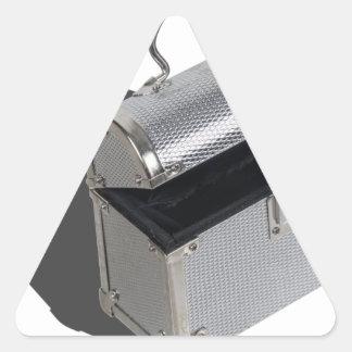 MetalLunchBox103013.png Triangle Sticker