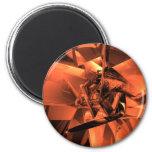 Metals of Orange Magnets