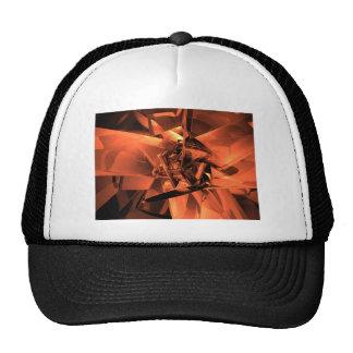 Metals of Orange Trucker Hat