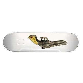 MetalToy Gun Skateboard Deck