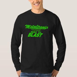 Metaltronix - construido para arruinar la camiseta