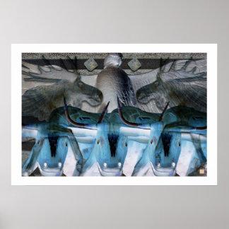 Metalurgical-Print Poster