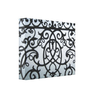 Metalwork Wrapped Canvas Stretched Canvas Prints