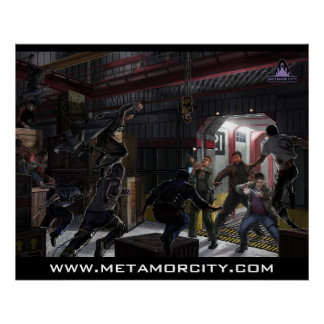 Metamor City: Making the Cut Poster (with logo)