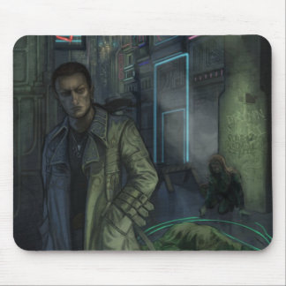 Metamor City Mousepad