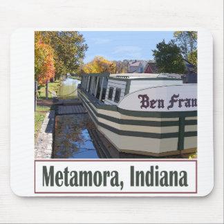 Metamora Indiana Mouse Pad