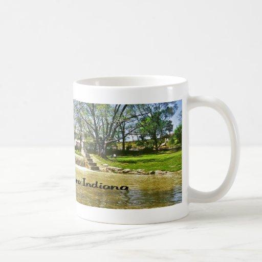 Metamora Indiana Mug