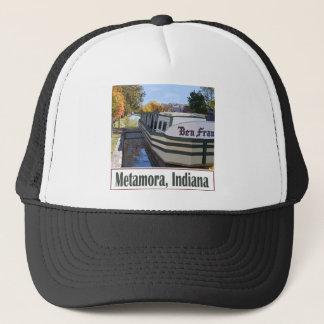 Metamora Indiana Trucker Hat