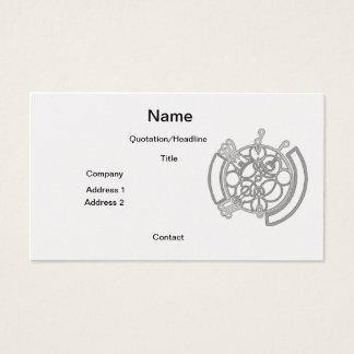 Metamorphic Business Card