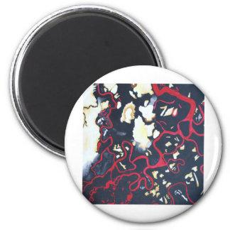 metamorphic particles III Magnet