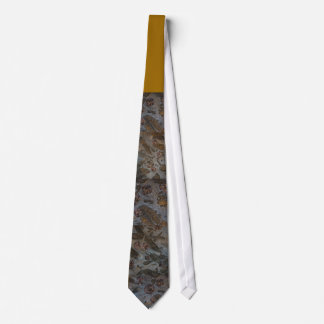 Metamorphic Rock Men's Necktie 1