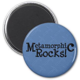 Metamorphic Rocks! Magnet