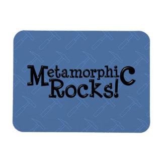 Metamorphic Rocks! Rectangular Magnets