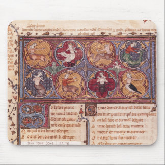 Metamorphoses, from Ovid Moralise Mouse Pad