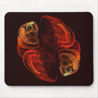Metamorphosis Abstract Art Mousepad