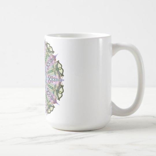 Metamorphosis Mandala Coffee Mug
