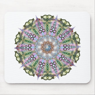 Metamorphosis Mandala Mouse Pad