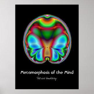 Metamorphosis of The Mind Art Print