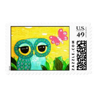 Metamorphosis Stamp
