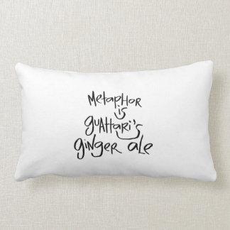 Metaphor Is Guattari's Ginger Ale Pillow
