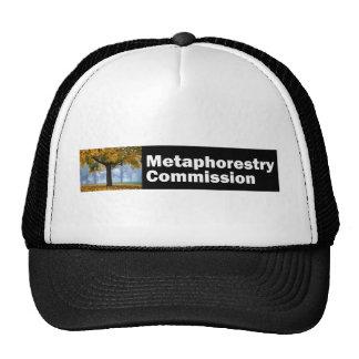 Metaphorestry Commission logo (wide) Hat