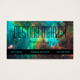 Metaphysical Business Card