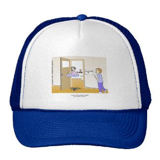 Metaphysics Lab Classic Cartoon Cap Trucker Hat