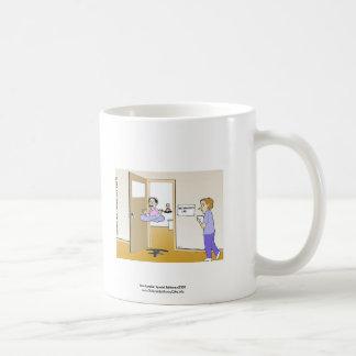 Metaphysics Lab Classic Cartoon Coffee Mug