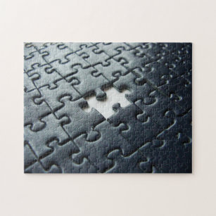Metapuzzle 5 Missing Piece Jigsaw Puzzle