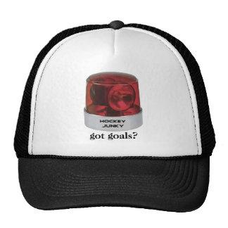 ¿metas conseguidas? gorras