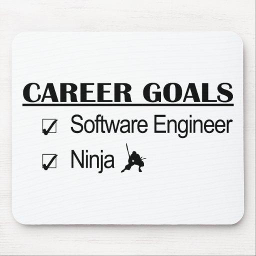 Metas de la carrera de Ninja - Software Engineer Alfombrilla De Ratones