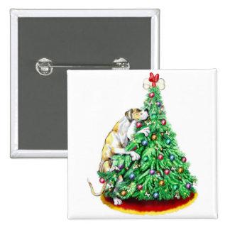 Metas FawnQ UC del alcance del navidad de great da Pin Cuadrada 5 Cm