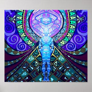 """Metatron """"ángel del pensamiento """" impresiones"""