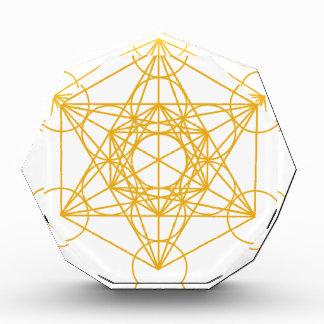 Metatron Cube Gold Award