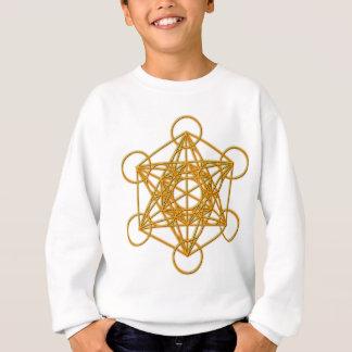Metatron Gold Glow Sweatshirt