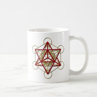 Metatron Merkaba Coffee Mug