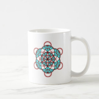 Metatron Red Coffee Mug