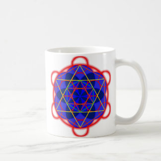 Metatron RedBlue Coffee Mug