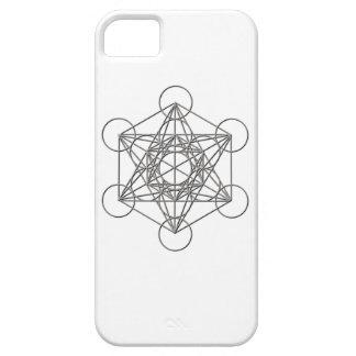 Metatron Silver Shadow iPhone SE/5/5s Case