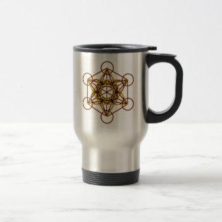 MetatronOrStar Travel Mug