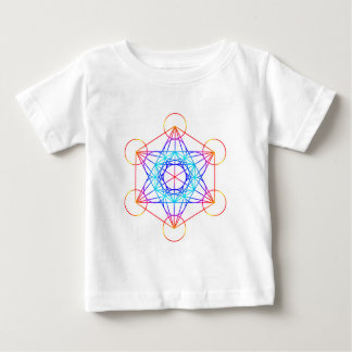 Metatron's Cube (Color 2) Baby T-Shirt